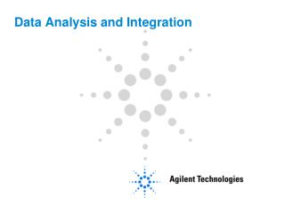 Data Analysis and Integration