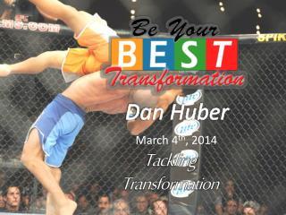 Dan Huber