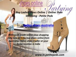 Buy Stilletoes Ladies Shoes Online in India - Petite Peds