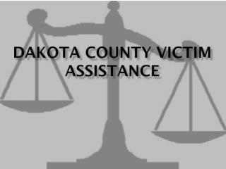 Dakota County Victim Assistance