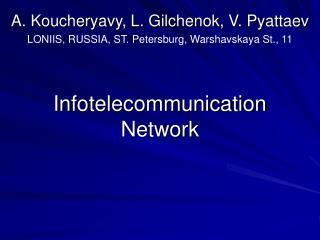 In fotelecommunication Network