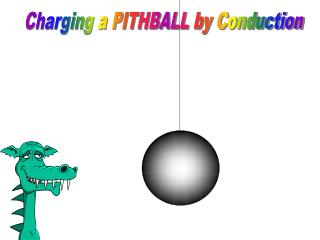Charging a PITHBALL by Conduction