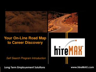 Your On-Line Road Map to Career Discovery
