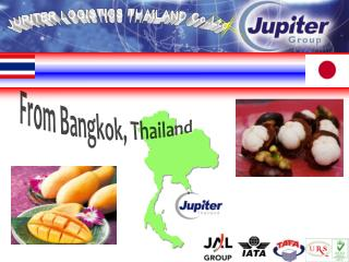JUPITER LOGISTICS THAILAND Co.,Ltd
