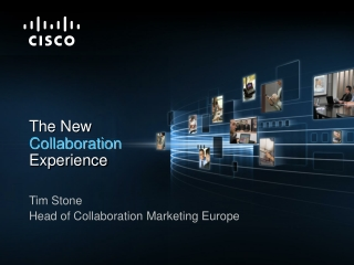 The New Collaboration Experience