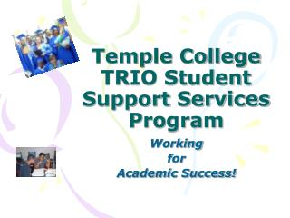 Temple College TRIO Student Support Services Program