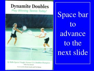 DYNAMITE DOUBLES