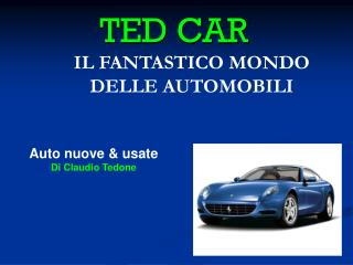 TED CAR
