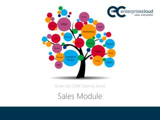 Grow into CRM Training Series