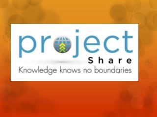 What is Project  Share ?