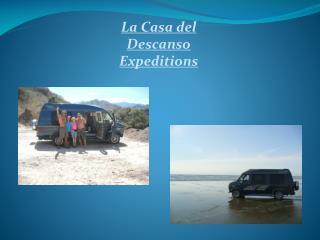 La Casa del Descanso Expeditions