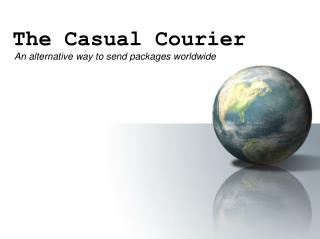 The Casual Courier