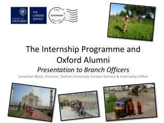 What is the Internship Programme?