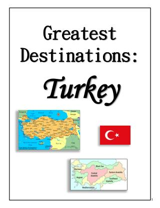 Greatest Destinations: