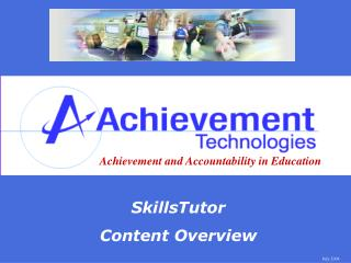 Achievement and Accountability in Education
