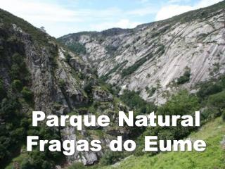 Parque Natural Fragas do Eume