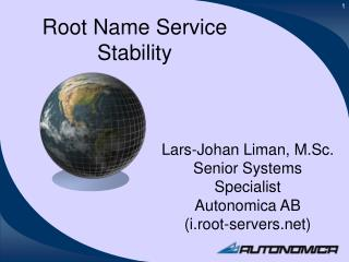 Root Name Service Stability