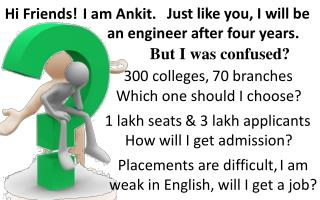 I am Ankit.