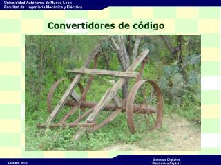 Convertidores de código
