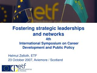 Helmut Zelloth, ETF 23 October 2007, Aviemore / Scotland