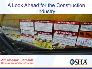 A Look Ahead for the Construction Industry