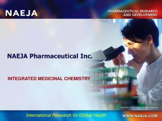 INTEGRATED MEDICINAL CHEMISTRY