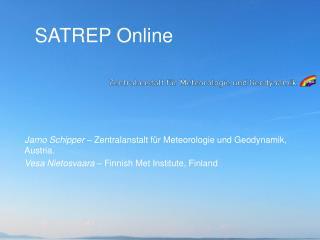 SATREP Online