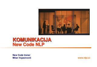 New Code NLP