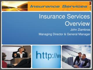 Insurance Services Overview