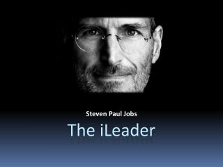 The  iLeader