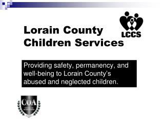 Lorain County  Children Services