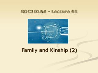 SOC1016A - Lecture 03