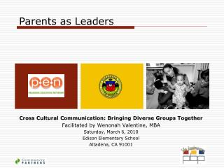 Parents as Leaders