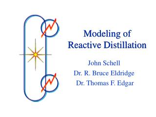 Modeling of Reactive Distillation