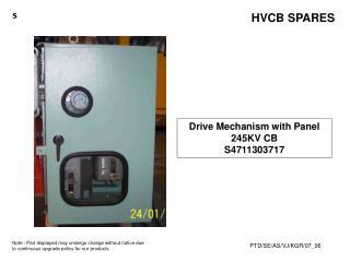 HVCB SPARES
