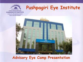 Pushpagiri Eye Institute