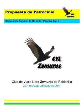 CVL Zamuros