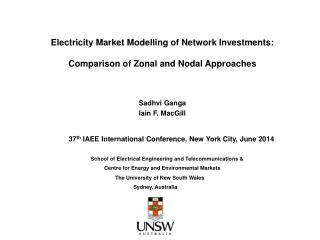Electricity Market Modelling of Network Investments: Comparison of Zonal and Nodal Approaches