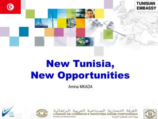 New Tunisia, New Opportunities