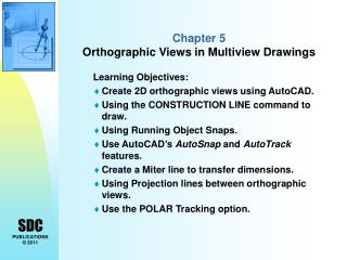 Chapter 5  Orthographic Views in Multiview Drawings