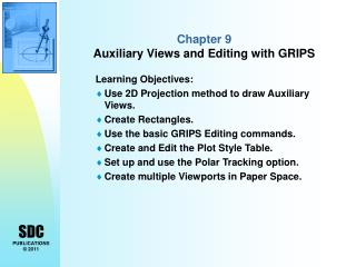 Chapter 9  Auxiliary Views and Editing with GRIPS