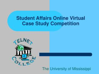 Student Affairs Online Virtual Case Study Competition