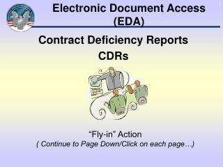 Electronic Document Access EDA