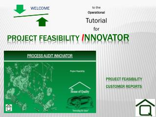 Project Feasibility  i nnovator