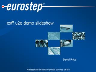 exff u2e demo slideshow