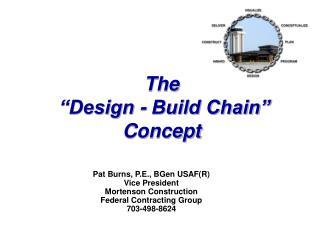 """The """"Design - Build Chain"""" Concept"""