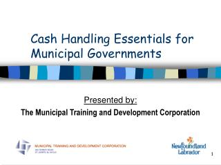 Cash Handling Essentials for Municipal Governments