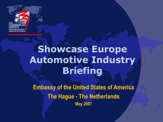 Showcase Europe Automotive Industry  Briefing