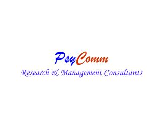 Psy Comm Research & Management Consultants