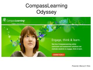 CompassLearning Odyssey